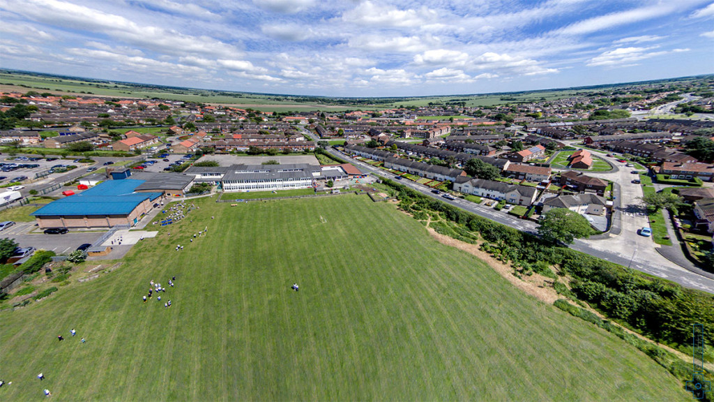 Longhill Primary School - Aerial 360