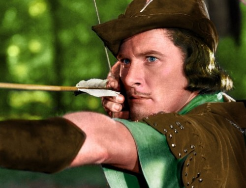 Robin Hood – storytelling to music